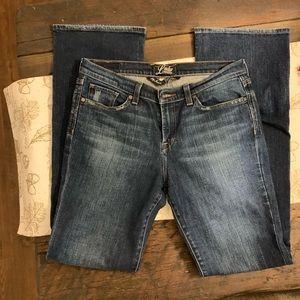 Lucky Brand Stark Boot Cut Jeans Size 10